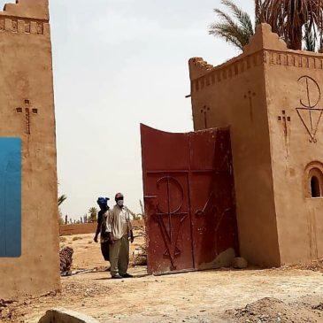Fleur du Désert: un  projet solidaire aux portes du Désert marocain